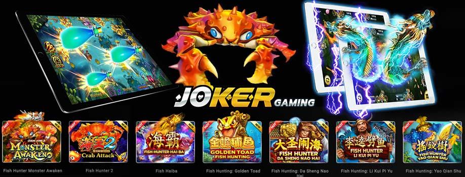 Tembak Ikan Joker123 Gaming